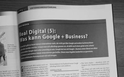 Was kann Google + Business wirklich? – Soziale Interaktion und Bewertung