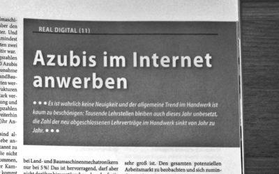Azubis und Mitarbeiter im Internet anwerben