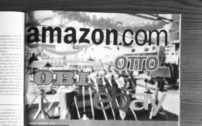 Müssen wir morgen alle wie Amazon sein? Und was sollte ich online machen?