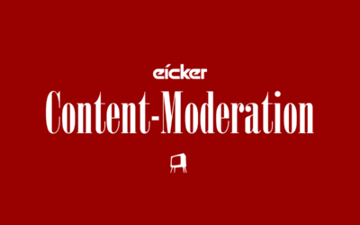 eicker.TV – Content-Moderation vs Meinungsfreiheit? Cookies, TikTok, YouTube
