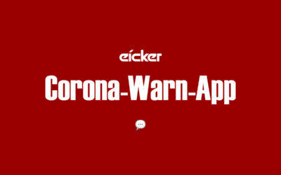 eicker.TV – Corona-Warn-App zur digitalen Kontaktverfolgung in Deutschland