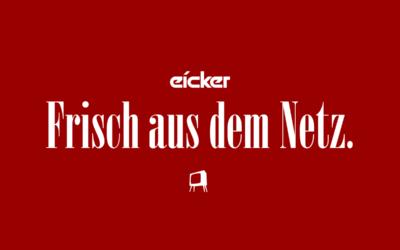 eicker.TV – 200x Frisch aus dem Netz! Wir sprechen Online. Auch als Podcast!