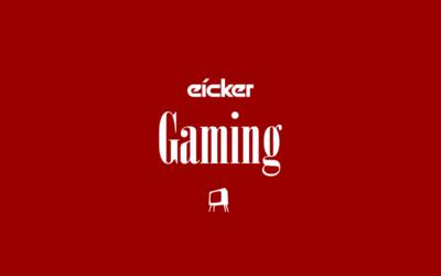 eicker.TV – Gaming für 120 Milliarden, LaJeunesse vs Google, Kinder im Netz