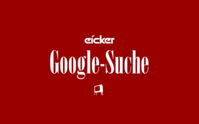 eicker.TV – Google-Suche, DuckDuckGo & Apple, Twitter, Verschlüsselung, PLURV