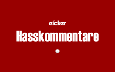 eicker.TV – Hasskommentare, Facebook News, Zoom, healthOS, IA