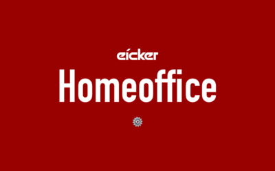 eicker.TV – Homeoffice, aber wie? Amazon warnt, Apple Stores, Google's Verily