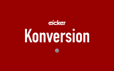 eicker.TV – COVID-19 Konversion, Google, Snap, Switch, Jio, Tagesschau, GLS