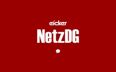 eicker.TV – NetzDG: untauglich & gefährlich, Facebook, Gatekeeper, Slack