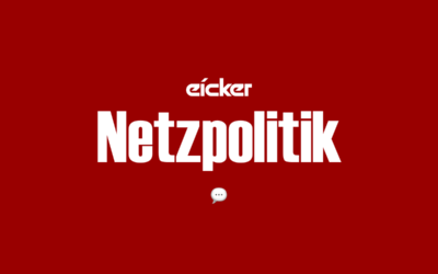 eicker.TV – SPD will Identifikationspflicht & NetzDG, Facebook, Feeds, Bots