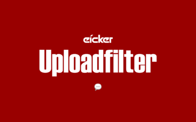 eicker.TV – Uploadfilter, Apple Werbung, Google Search History, Slack Connect
