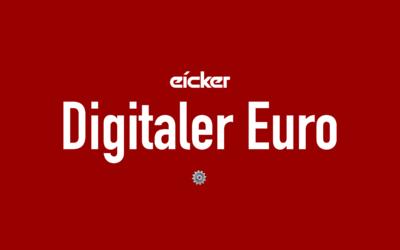 eicker.TV – Digitaler Euro und das Finanzamt, GAFAM vs Florida, Twitter Blue