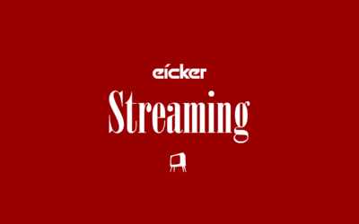 eicker.TV – Streaming: Amazon & MGM, WarnerMedia & Discovery, Biometrie